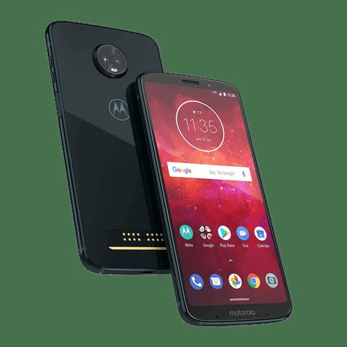 Motorola-Moto-Z3-Play-128gb-Dual-Android-8-1-Tela-6-Octacore-636-12-MP-5-MP-Onix
