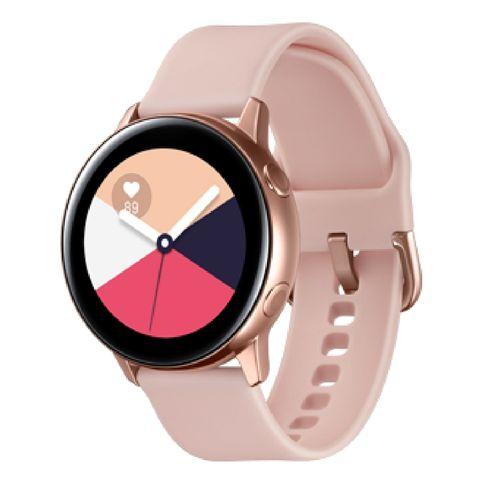 Smartwatch-Samsung-Galaxy-Active-SM-R500-Dourado-Carregamento-Sem-Fio-5ATM