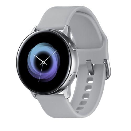Smartwatch-Samsung-Galaxy-Active-SM-R500-Prata-Carregamento-Sem-Fio-5ATM