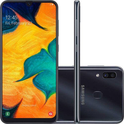 Celular-Samsung-Galaxy-A50-64GB-Octa-Core-1.8GHz-4G-RAM-Android-9.0-6.4-25MP-5MP-8MP-Frontal-25MP-Preto