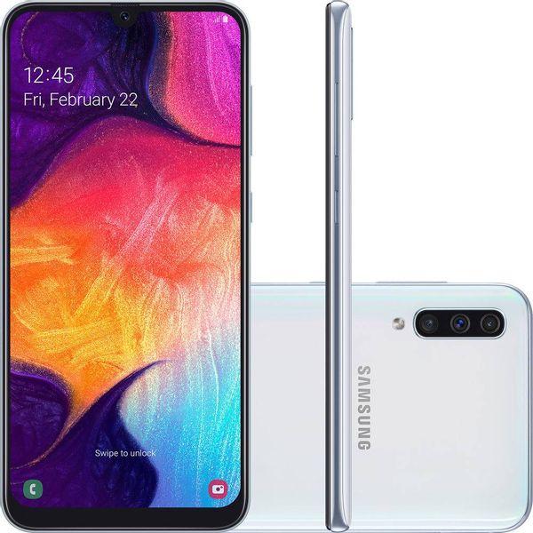 Celular-Samsung-Galaxy-A50-64GB-Octa-Core-1.8GHz-4G-RAM-25MP-5MP-8MP-Frontal-25MP-Branco