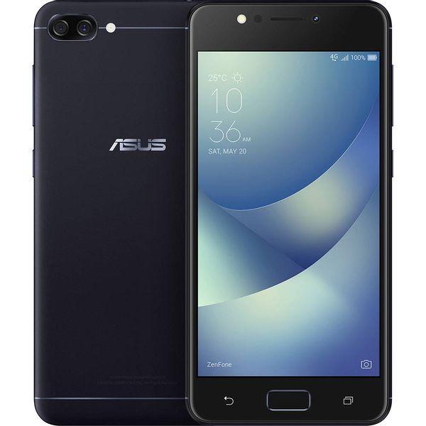 Celular-Asus-Zenfone-Max-M1-Preto-32GB-5.2-Dual-Cam-13MP-5MP-Bateria-4100mAh