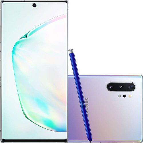 Celular-Samsung-Galaxy-Note-10-Prata-256GB-12GB-Ram-Camera-Tripla-12MP-16MP-12MP