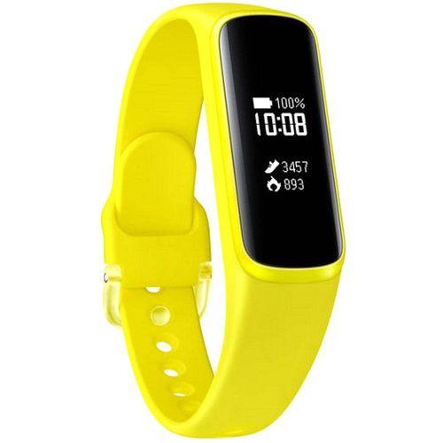 Smartband-Samsung-Galaxy-Fit-Pulseira-de-Silicone-Amarelo-Monitor-Cardiaco-5-ATM