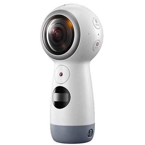 Camera-Digital-Samsung-Gear-360-Branco-15MP-WiFi-Bluetooth-Full-HD