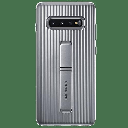 Capa-Protetora-Plus-Protective-Stand-Prata-Samsung-Galaxy-S10/