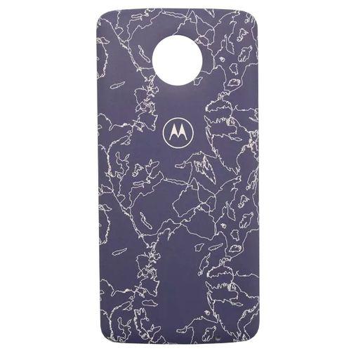 Moto-Snap-Motorola-Style-Shell-Nimbus-Azul-Capa-Traseira-Linha-Moto-Z-2