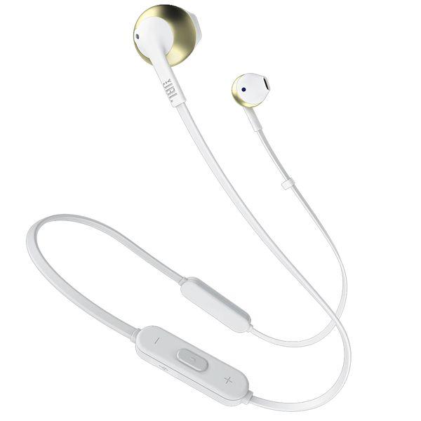 fone-de-ouvido-bluetooth-jbl-205BT-branco-e-dourado-intra-auricularyell-mobile-1